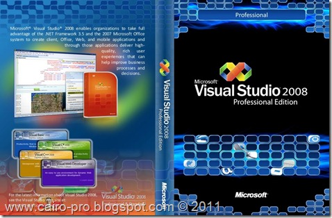 visual basic studio 2008